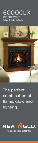 6000CLX Gas Fireplace