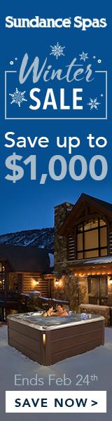 Sundance Spas Sale