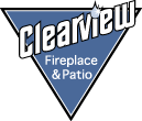 Clearview Fireplace and Patio Logo